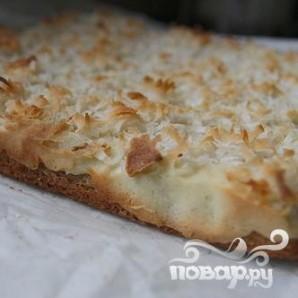 Кокосовые пирожные с орехами - фото шаг 7