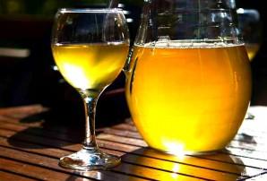 Вино из сухофруктов - фото шаг 5