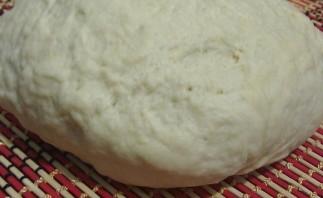 Тесто на майонезе для пиццы - фото шаг 7