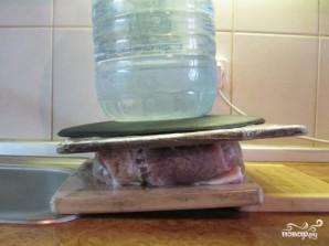 Испанское мясо вяленое - фото шаг 3