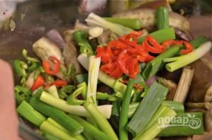 Говядина с баклажанами по-китайски - фото шаг 7