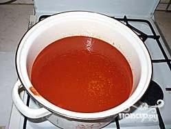 Болгарский перец с морковью - фото шаг 7