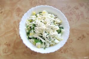 Салат из курицы с рисом - фото шаг 8