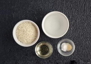 Рис с маслом - фото шаг 1