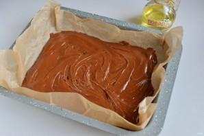 Брауни из тыквы - фото шаг 8