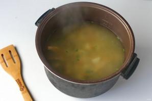 Детский суп в мультиварке - фото шаг 10