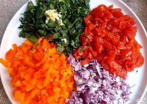 Мусака овощная - фото шаг 2