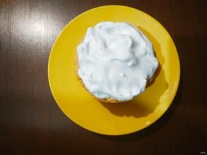 Лимонный  тарт с меренгой - фото шаг 12