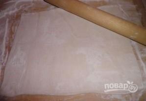 Пирог с лимоном из слоеного теста - фото шаг 6