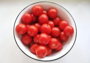 Консервированные помидоры, как свежие - фото шаг 1