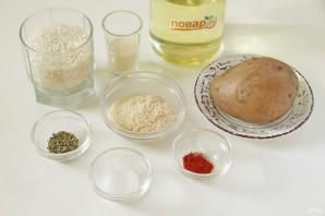 Рисовые палочки - фото шаг 1