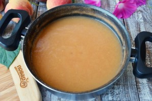 Персиковый джем - фото шаг 6