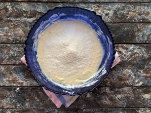Ленивые хачапури в духовке - фото шаг 4