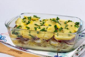 Картофель по-венгерски - фото шаг 10