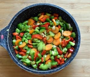 Острый картофельный суп - фото шаг 4
