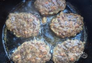 Котлеты из печени говядины - фото шаг 7