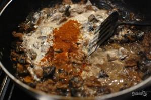 Вкусный бефстроганов - фото шаг 8
