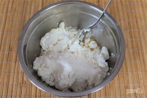 Сырники с кокосом - фото шаг 4