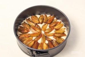Пирог на кефире со сливами - фото шаг 4