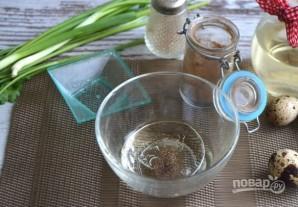 Теплый салат из морепродуктов - фото шаг 3