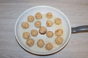 Фрикадельки из фасоли - фото шаг 10