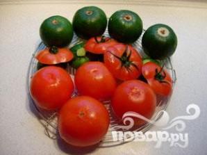 Фаршированные помидоры и кабачки - фото шаг 4