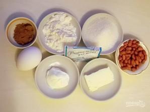 Простейший шоколадный пирог - фото шаг 1