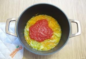 Салат из кабачков с рисом на зиму - фото шаг 5