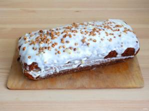 Морковный кекс со сметанно-лимонной пропиткой - фото шаг 16