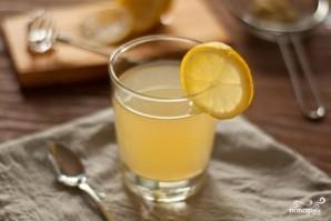 Имбирный напиток от простуды - фото шаг 3
