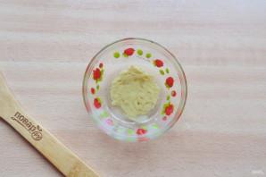 Салат с языком и черносливом - фото шаг 8