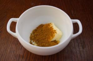 Курица, запеченная в сливочном соусе - фото шаг 2
