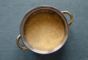 Пшенная каша на кокосовом молоке - фото шаг 2
