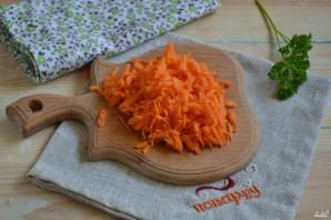 Маринованная капуста с овощами - фото шаг 5