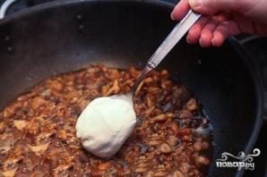 Сливочно-грибной соус для мяса - фото шаг 2
