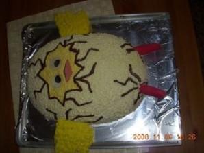 """Торт """"Цыпленок"""" - фото шаг 16"""