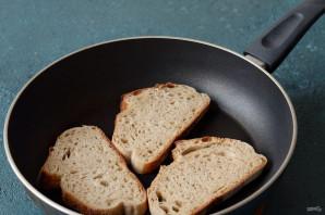 Бутерброды с арахисовой пастой - фото шаг 2
