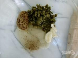 Салат с цветной капустой и помидорами - фото шаг 3