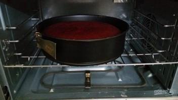 """Праздничный торт """"Красный бархат"""" - фото шаг 7"""