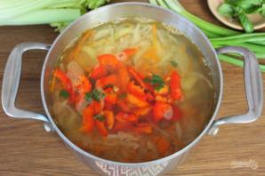 Овощной суп для диабетиков - фото шаг 6