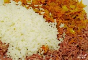 Тефтели из говядины с рисом - фото шаг 5