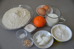 Булочки с творожным сыром - фото шаг 1