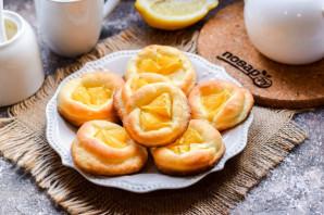 Творожное печенье с апельсином - фото шаг 10