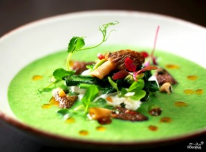 Суп со сморчками - фото шаг 4