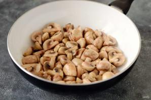 Чашушули с грибами - фото шаг 3