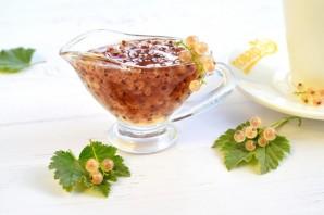 Варенье из смородины белой (киевское) - фото шаг 4