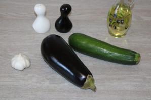 Кабачки и баклажаны на гриле - фото шаг 1
