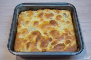 Пирог с курицей и картофелем - фото шаг 9