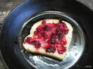 Бутерброды сладкие  - фото шаг 6