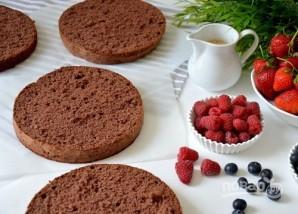 Торт шоколадный - фото шаг 5